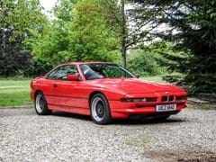 Navigate to Lot 104 - 1995 BMW 840Ci