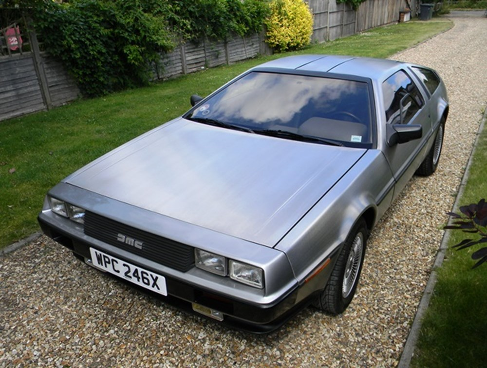 Lot 281 - 1981 DeLorean DMC-12