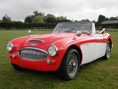 Navigate to Lot 248 - 1967 Austin-Healey 3000 Mk.III