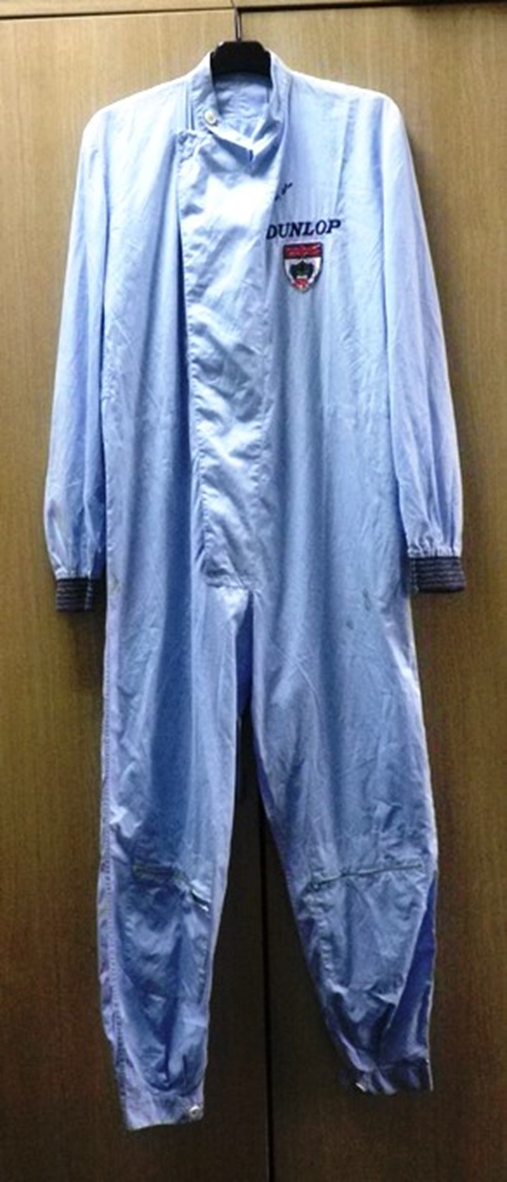 Lot 139 - Stirling Moss driver's suit