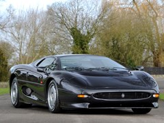 Navigate to Lot 243 - 1994 Jaguar XJ220