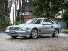 Navigate to Lot 130 - 1995 Mercedes-Benz SL500 Mille Miglia