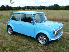 Navigate to Lot 204 - 1982 Austin Morris Mini HL
