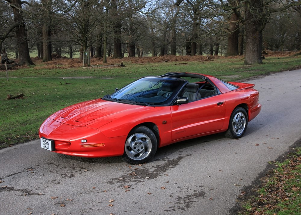 Lot 222 - 1995 Pontiac Firebird SE