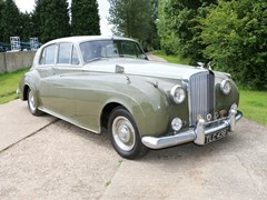 Navigate to Lot 251 - 1956 Bentley S1