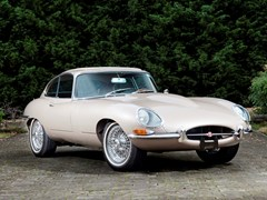 Navigate to Lot 295 - 1963 Jaguar E-Type Series I Fixedhead Coupé