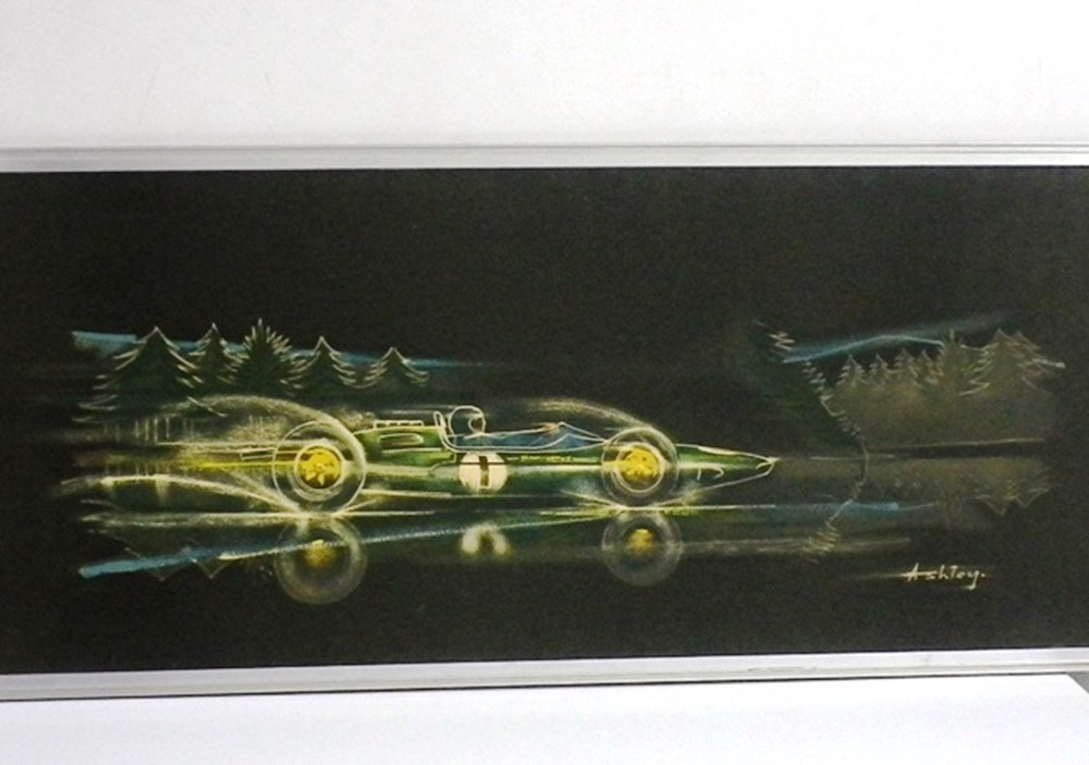 Lot 19 - Roy Nockolds & Derek Ashley prints