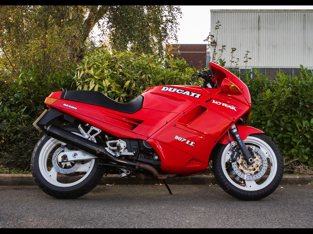 Lot 103 - 1991 Ducati 907ie
