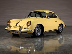 Navigate to Lot 145 - 1962 Porsche 356 B (T6) Coupé