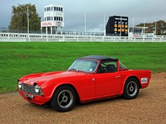 Navigate to Lot 227 - 1968 Triumph TR5 Competition