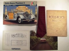 Navigate to Rolls-Royce related collectables