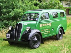 Navigate to Lot 224 - 1955 Ford Thames Van