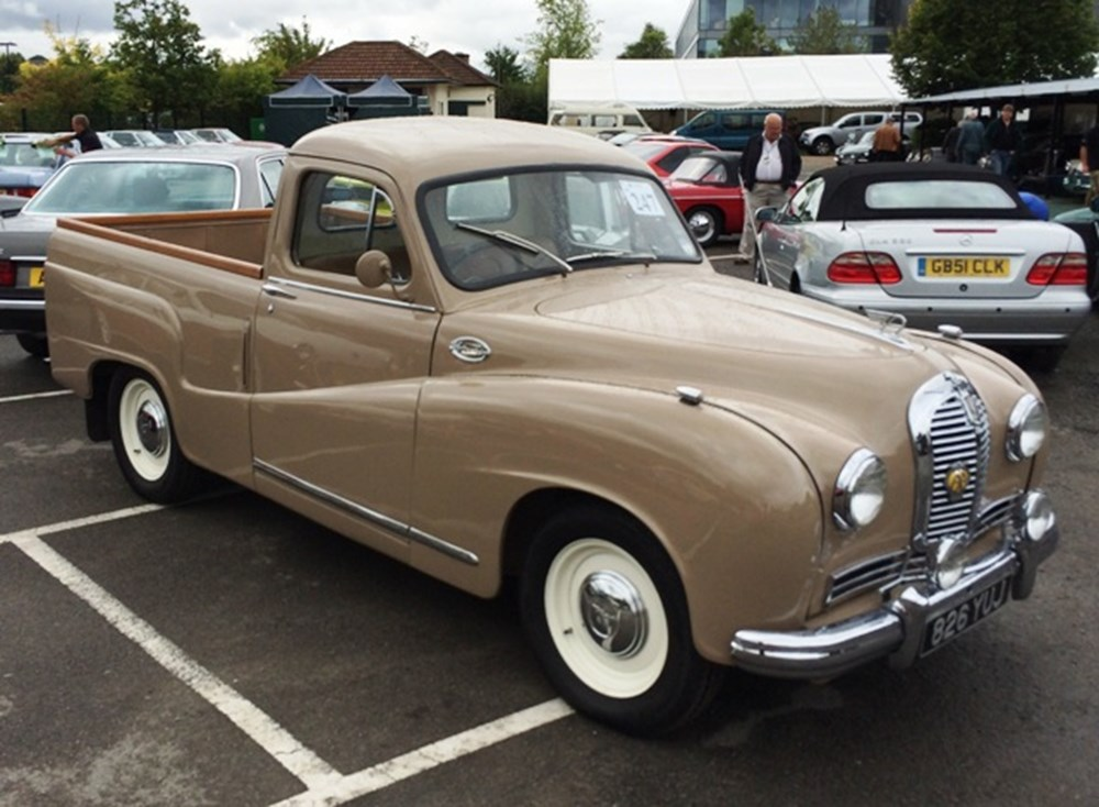 Lot 247 - 1951 Austin A70 Pick-Up