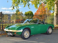 Navigate to Lot 235 - 1967 Lotus Elan S3 Drophead Coupé *withdrawn*