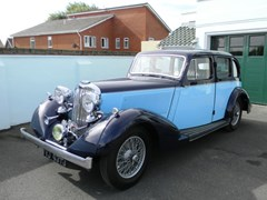 Navigate to Lot 262 - 1937 13082 105 Sport Saloon