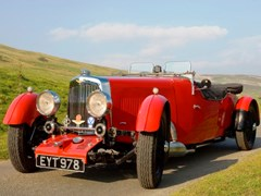 Navigate to Lot 229 - 1935 Aston Martin 1½ litre Mk. ll Long Chassis Open Tourer