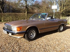 Navigate to Lot 293 - 1983 12987 500SL Roadster