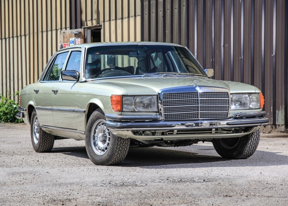 Lot 137 - 1980 Mercedes-Benz 450 SEL 6.9 litre