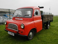 Navigate to Lot 306 - 1966 Bedford CA Flatbed Lorry