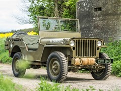 Navigate to Lot 193 - 1942  Ford Jeep (GPW)