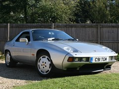 Navigate to Lot 310 - 1986 Porsche 928 S2