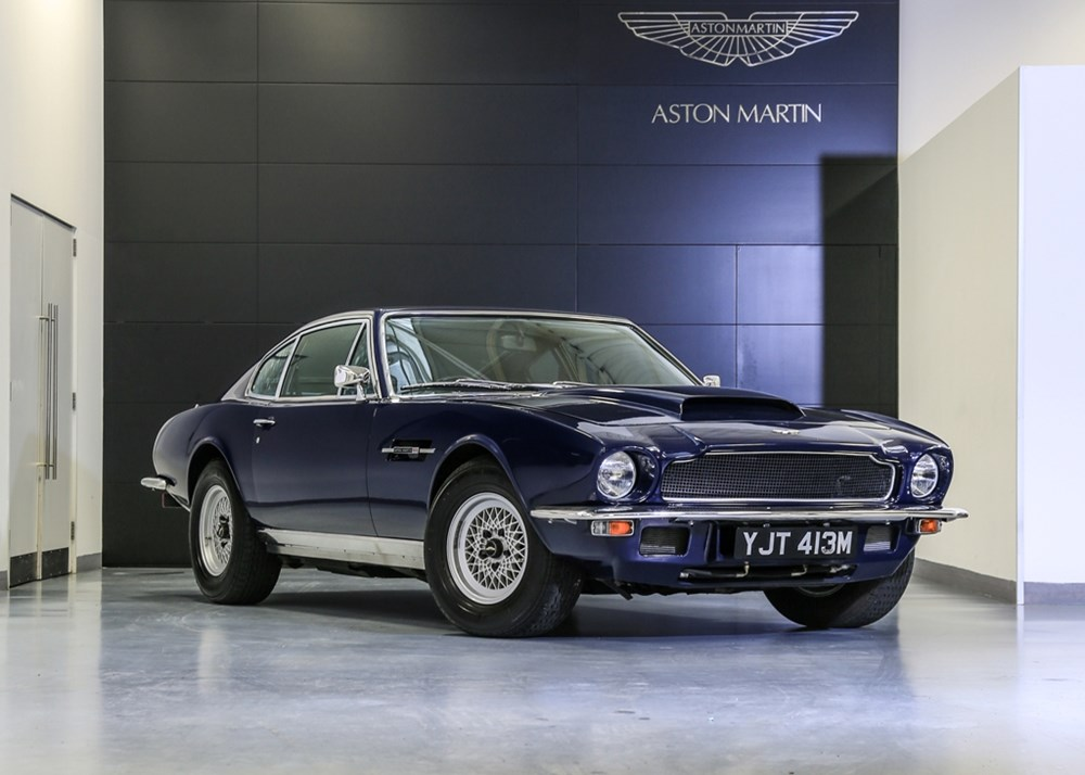 Lot 311 - 1974 Aston Martin V8 Series III