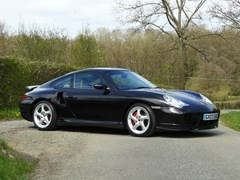 Navigate to Lot 198 - 2003 Porsche 911 / 996 Turbo