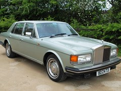 Navigate to Lot 193 - 1981 Rolls-Royce Silver Spirit *WITHDRAWN*