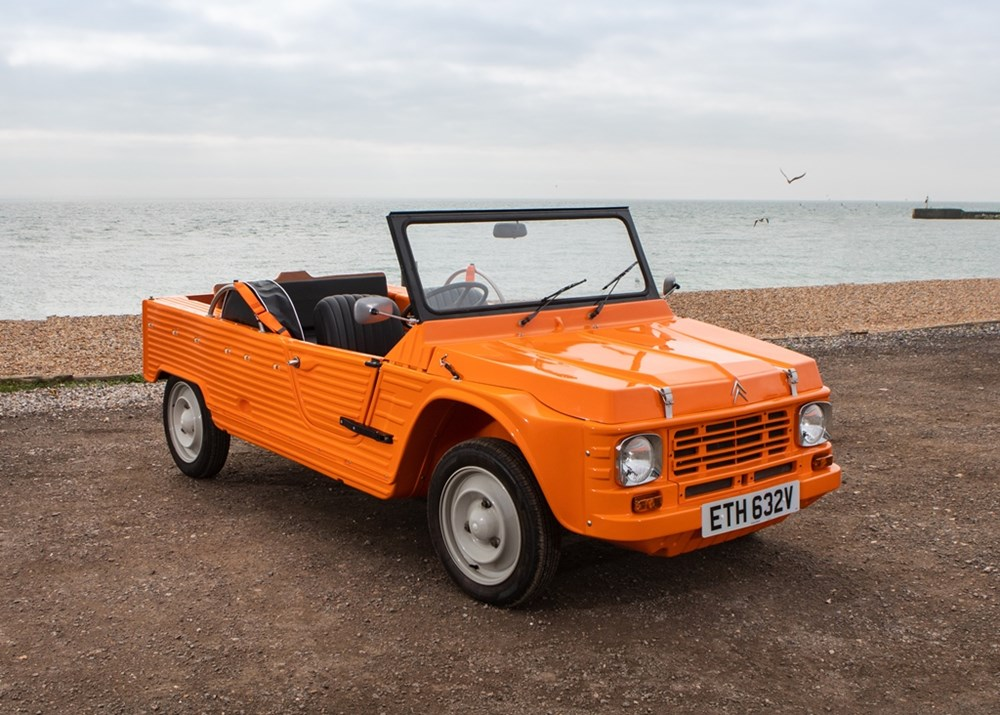 Lot 145 - 1980 Citroën Mehari