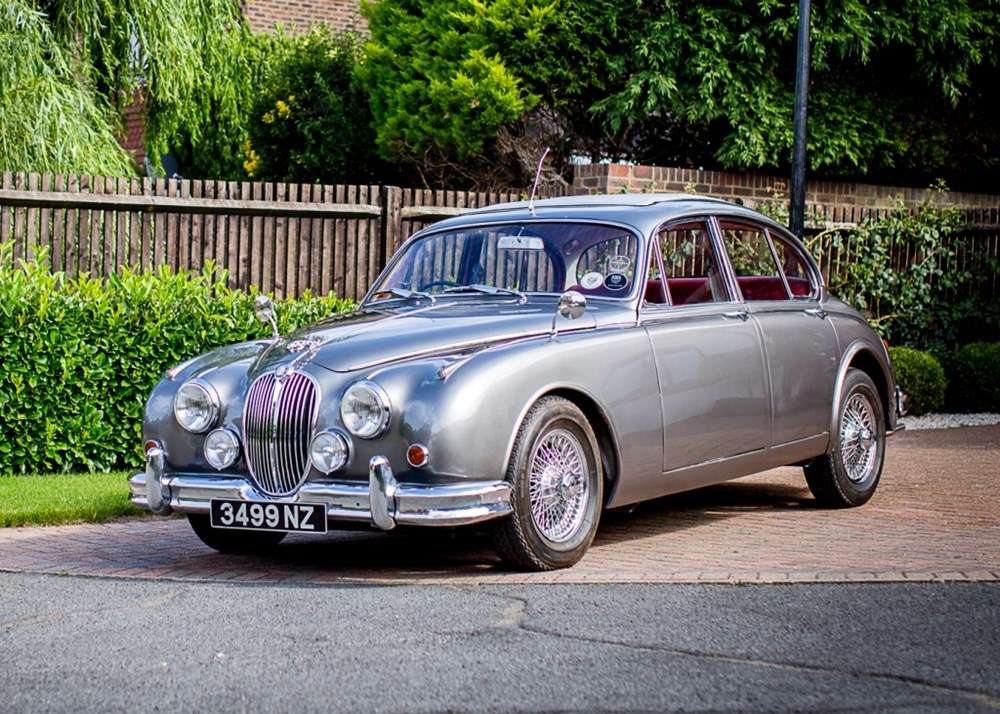 Lot 173 - 1968 Jaguar 340 Saloon to Mk. II Specification (3.8 litre, manual gearbox with overdrive)