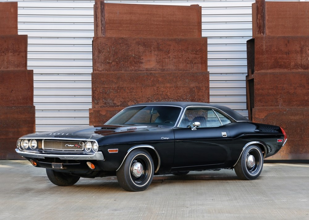 Lot 248 - 1970 Dodge Challenger SE RT440 (6-pack)