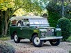 Ref 76 1961 Land Rover Series II 109