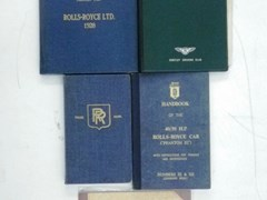 Navigate to Rolls-Royce and Bentley books.