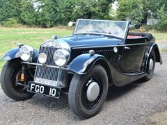 Navigate to Lot 244 - 1938 Morgan 4-4 Drophead Coupé (Series I)