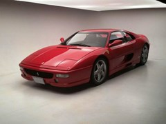 Navigate to Lot 210 - 1995 Ferrari 355 GTS