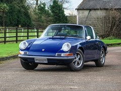 Navigate to Lot 187 - 1969  Porsche 911T Targa