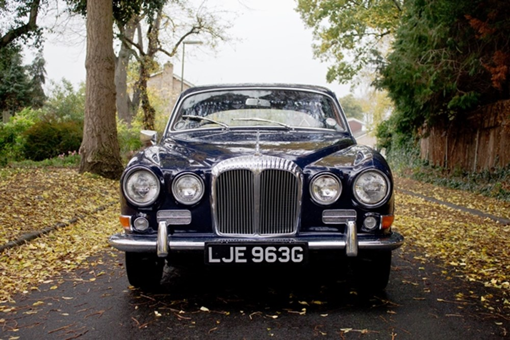 Lot 319 - 1969 Daimler Sovereign