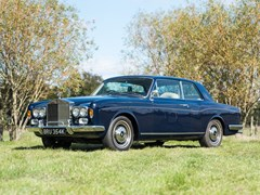 Navigate to Lot 257 - 1972 Rolls-Royce Corniche