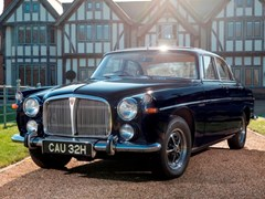 Navigate to Lot 185 - 1970 Rover P5B Coupé