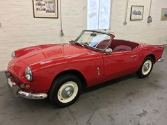 Navigate to Lot 208 - 1966 Triumph Spitfire Four Mk. II