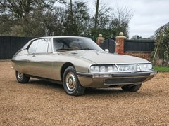 Navigate to Lot 159 - 1971 Citroën Maserati SM