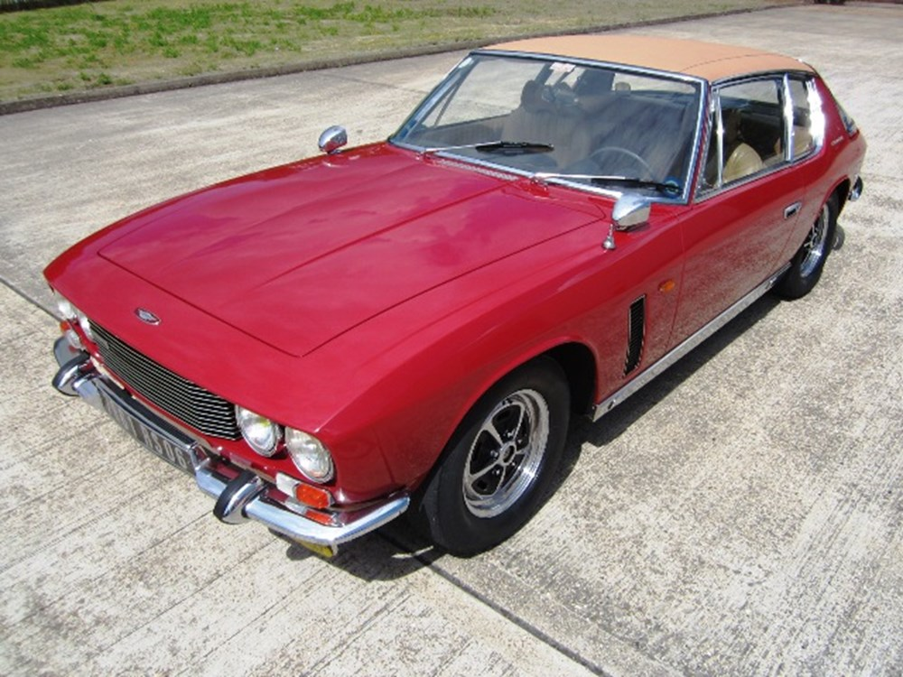 Lot 241 - 1967 Jensen Interceptor Mk. I