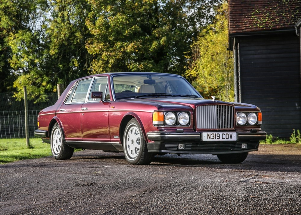 Lot 213 - 1996 Bentley Brooklands