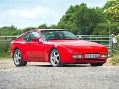Navigate to Lot 236 - 1982 Porsche 944 Lux