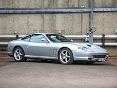 Navigate to Lot 253 - 1997 Ferrari 550 Maranello