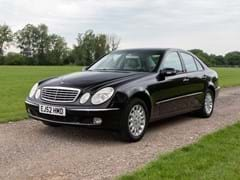 Navigate to Lot 110 - 2003 Mercedes-Benz E320 Elegance