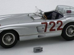 Navigate to Mercedes-Benz 300SLR
