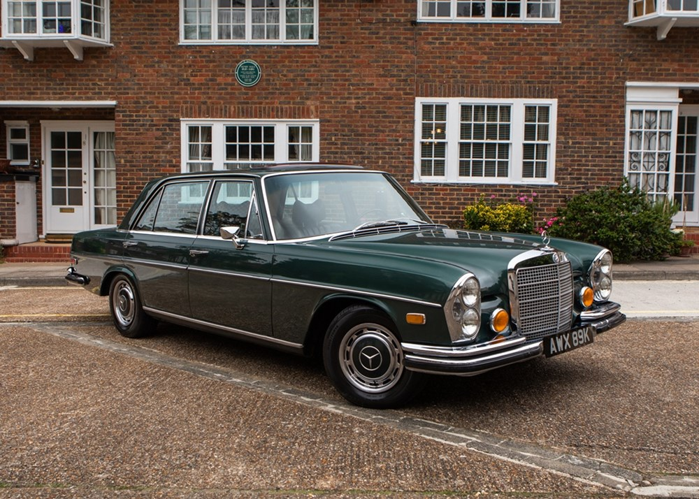 Lot 249 - 1972 Mercedes-Benz 280 SEL (4.5 litre)