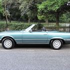 1984 Mercedes-Benz SL380 Roadster -