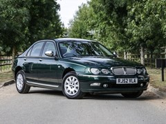 Navigate to Lot 115 - 2002 Rover 75 Connoisseur